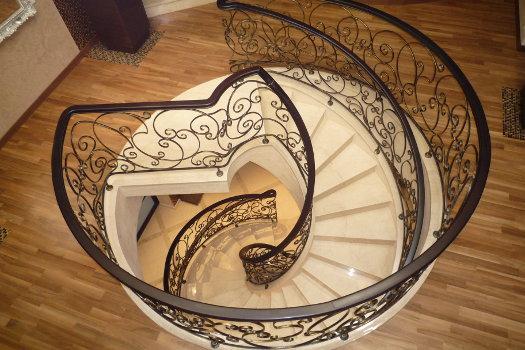 Фото бетонной лестницы 12а