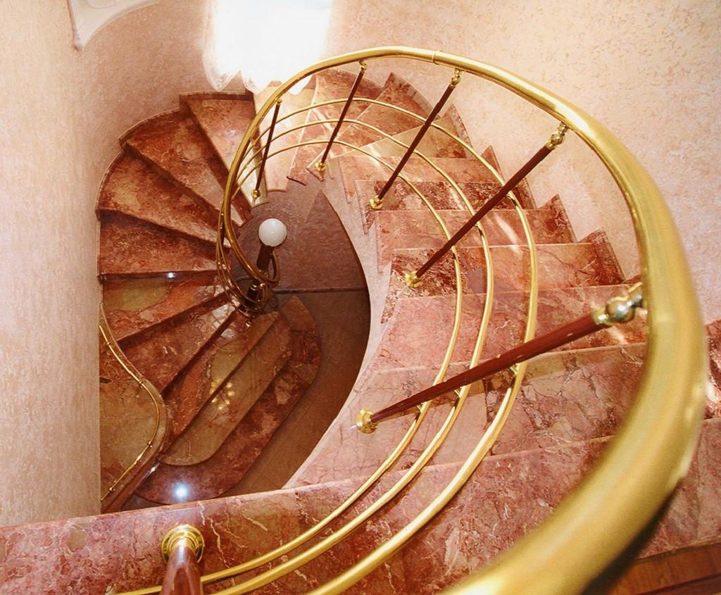 Фото бетонной лестницы 15