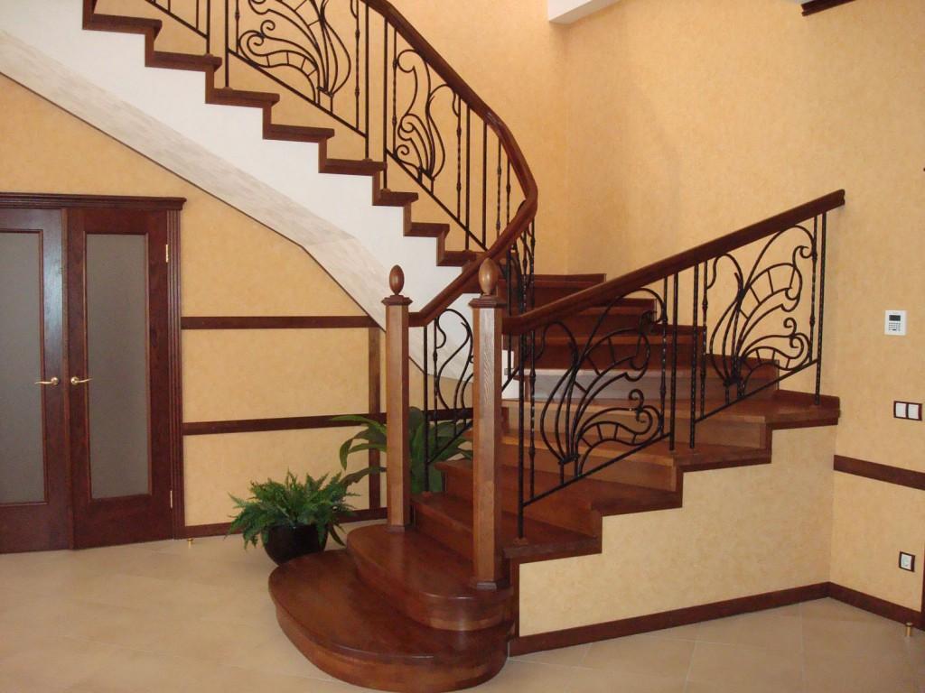Фото бетонной лестницы 16