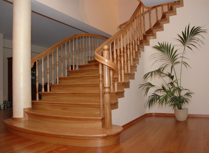 Фото бетонной лестницы 18