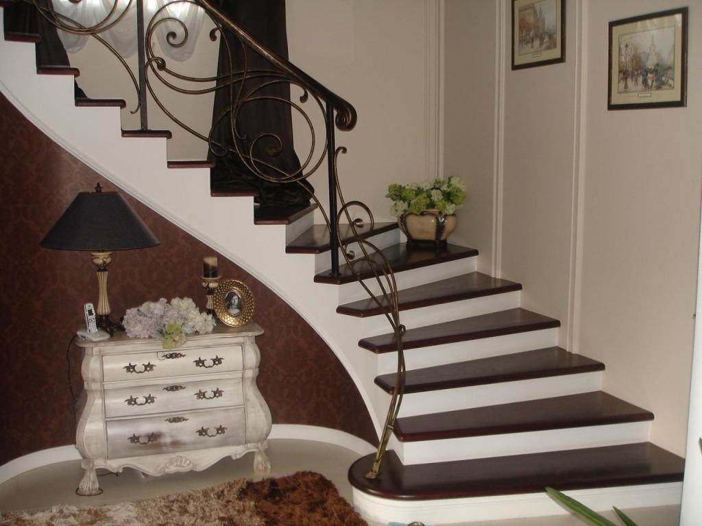 Фото бетонной лестницы 4