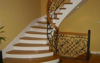 Фото бетонной лестницы 5