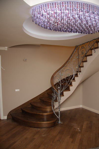 Фото бетонной лестницы 7
