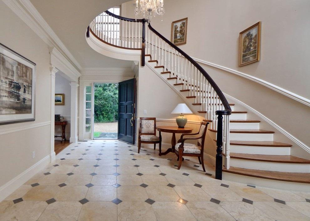 Фото бетонной лестницы 8