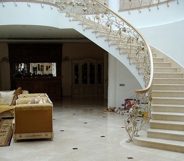 Фото бетонной лестницы 9