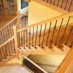 Фото деревянной лестницы