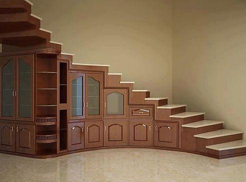лестница шкаф